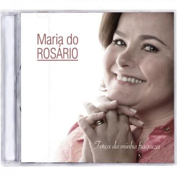 CD FORÇA DA MINHA FRAQUEZA