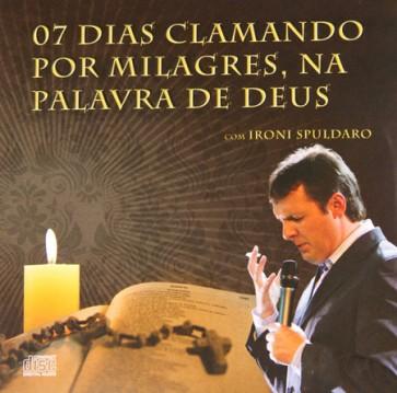 CD CLAMANDO POR MILAGRES