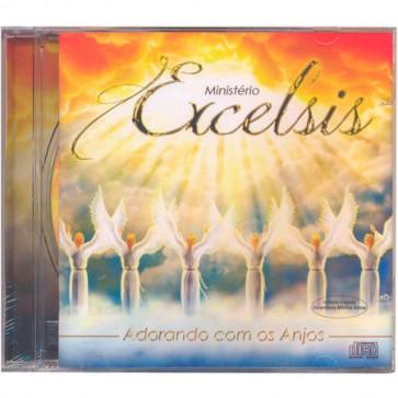 CD ADORANDO COM OS ANJOS
