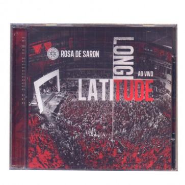 CD ROSA DE SARON LATITUDE LONGITUDE AO VIVO