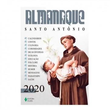 ALMANAQUE SANTO ANTÔNIO 2020