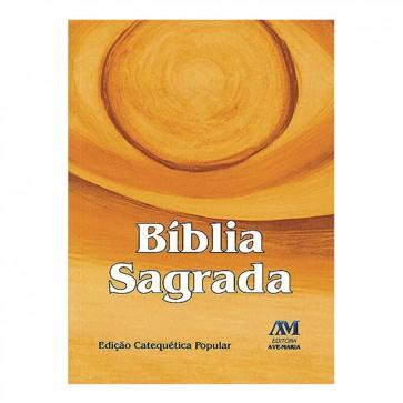 BÍBLIA POPULAR CATEQUÉTICA MÉDIA