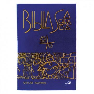 BIBLIA PASTORAL SIMPLES - MÉDIA