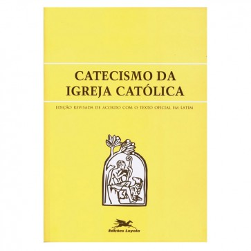 CATECISMO IGREJA CATÓLICA GRANDE
