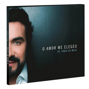 CD O AMOR ME ELEGEU - PE FÁBIO DE MELO