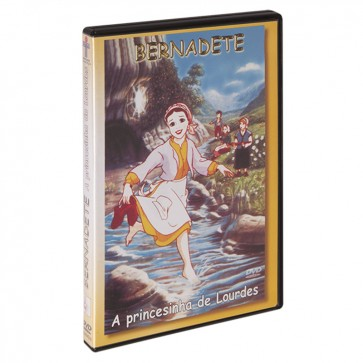 DVD BERNADETE