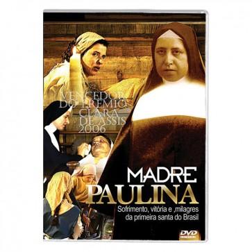 DVD MADRE PAULINA