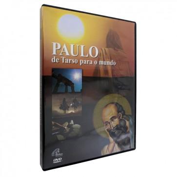 DVD - PAULO DE TARSO PARA O MUNDO