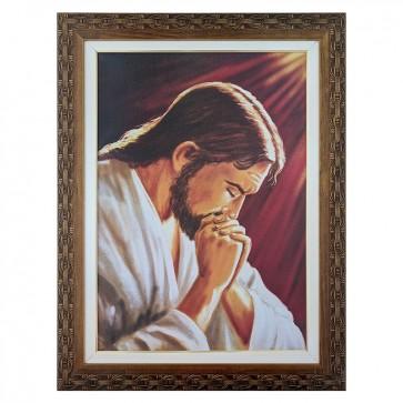 Quadro Jesus Orante