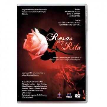 DVD ROSAS PARA RITA