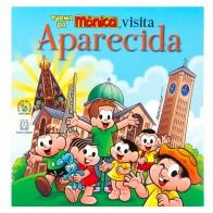 TURMA DA MÔNICA VISITA APARECIDA