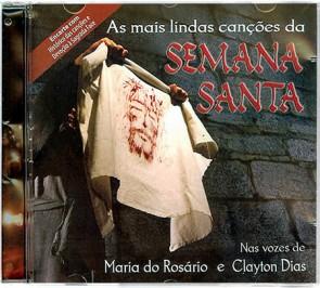 CD AS MAIS LINDAS CANÇÕES DA SEMANA SANTA