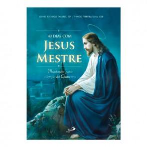 40 DIAS COM JESUS MESTRE