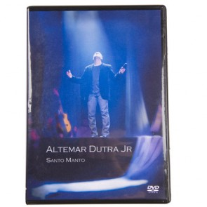 DVD SANTO MANTO