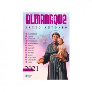 ALMANAQUE SANTO ANTÔNIO 2021