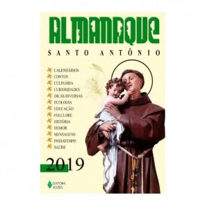 ALMANAQUE DE SANTO ANTONIO 2019