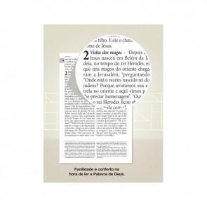 NOVA BÍBLIA PASTORAL LETRAS GRANDES