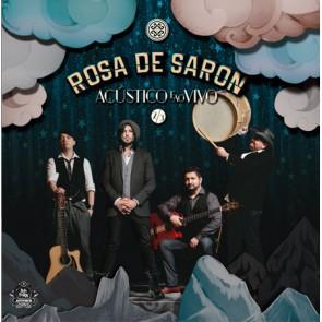 CD ROSA DE SARON ACÚSTICO E AO VIVO 2/3