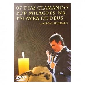 DVD CLAMANDO POR MILAGRES
