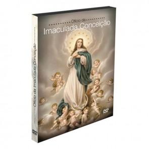 DVD OFÍCIO DA IMACULADA CONCEIÇÃO