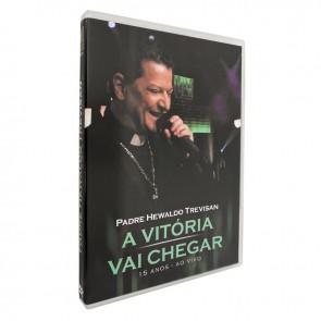 DVD A VITÓRIA VAI CHEGAR