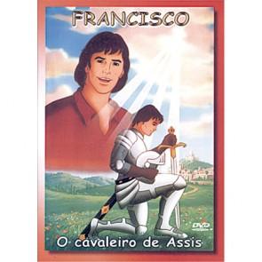 DVD FRANCISCO O CAVALEIRO DE ASSIS