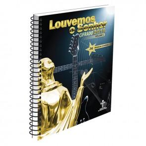 LIVRO CIFRADO LOUVEMOS O SENHOR 2018 - VOLUME 1 E 2