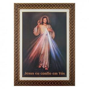 QUADRO JESUS MISERICORDIOSO