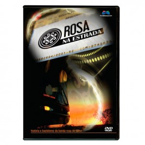 DVD ROSA NA ESTRADA