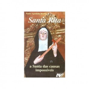 SANTA RITA  - A SANTA CAUSAS IMPOSSÍVEIS