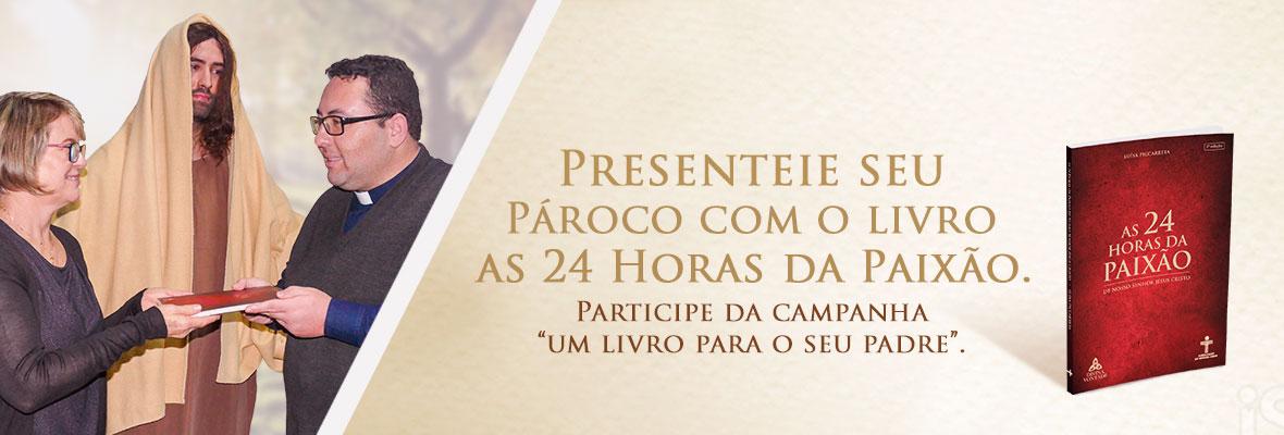 LIVRO 24 HORAS DA PAIXÃO