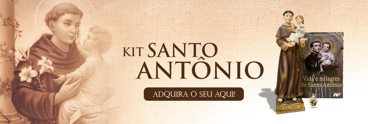KIT SANTO ANTÔNIO